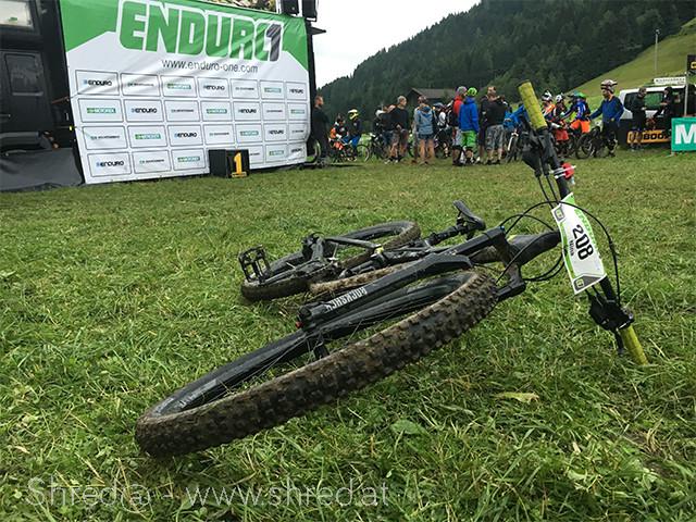 wildschönau enduro one mountain bike