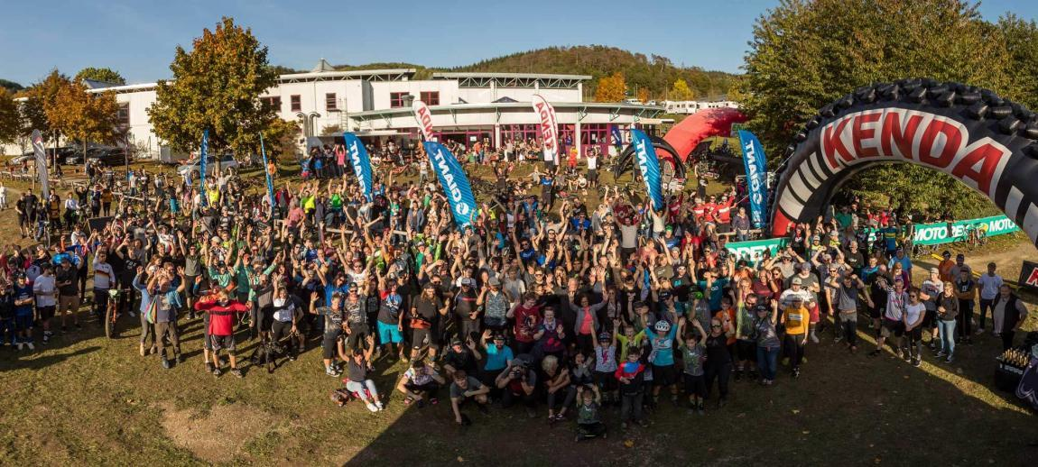 enduro one bad endbach 2019 group picture