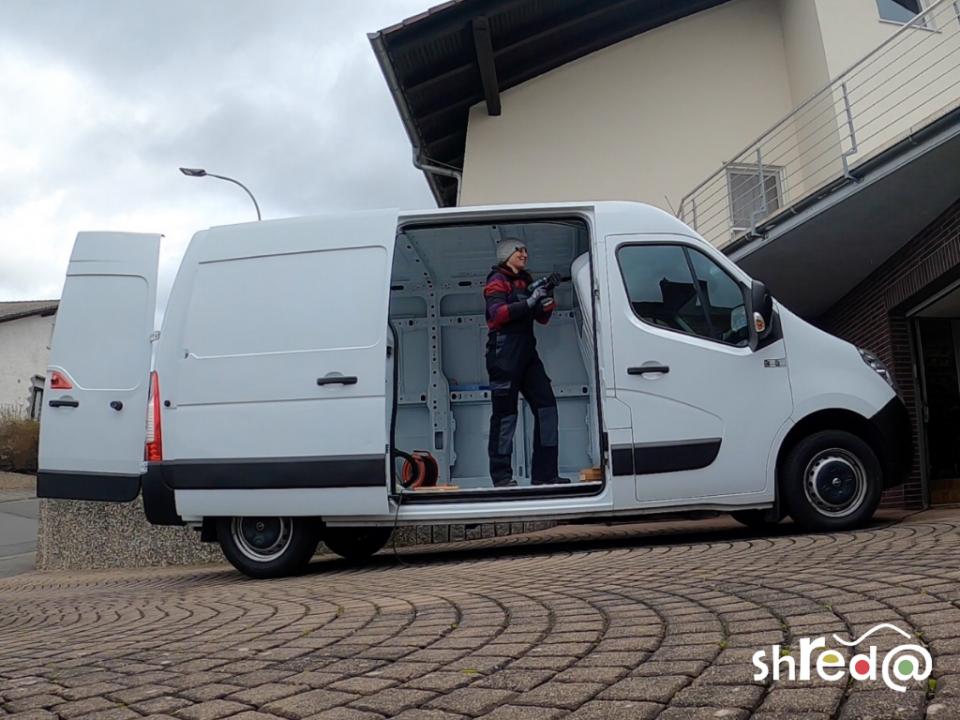 raw van build